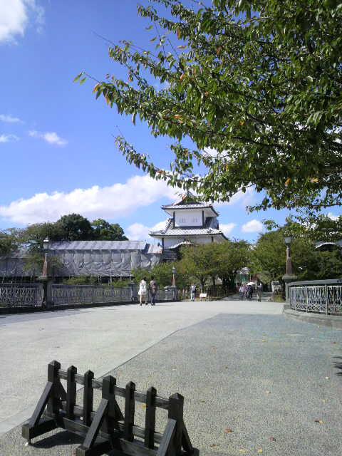 金沢城公園1