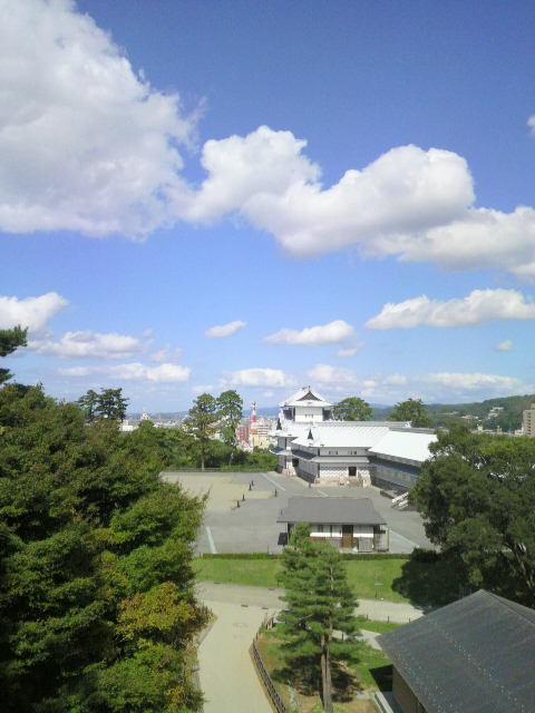 金沢城公園3